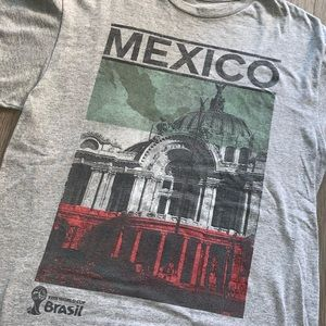 Other - Mexico FIFA Graphic Tee